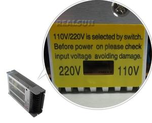 Image 2 - موديل جديد 12 فولت 20A 240 واط التبديل امدادات الطاقة سائق التبديل لشريط LED ضوء عرض 110 فولت/220 فولت شحن مجاني