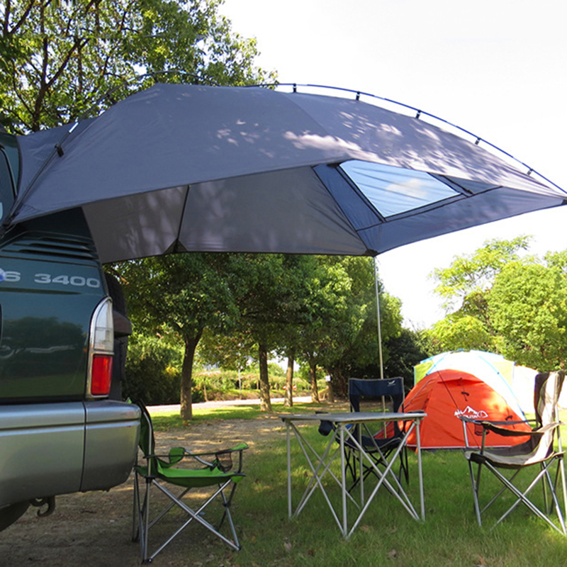 Instant Partable Tailgate Tent Multi Use Awning Outdoor Canopy Tent for SUV C&er Tail Car Tent ZS9 235-in Tents from Sports u0026 Entertainment on ... & Instant Partable Tailgate Tent Multi Use Awning Outdoor Canopy ...