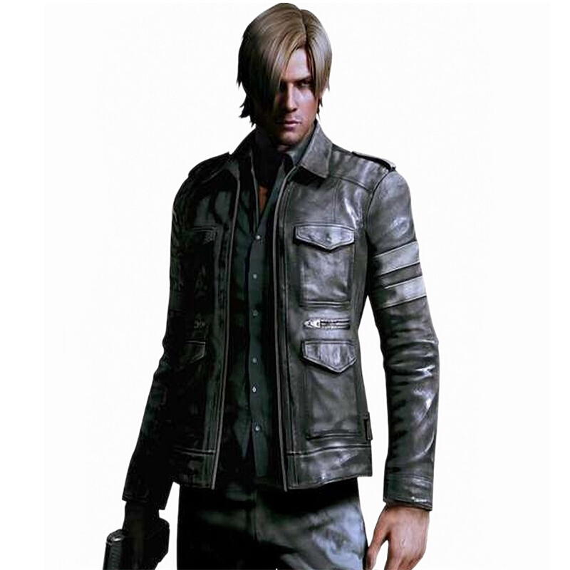 mens leather bomber page 8 - wool