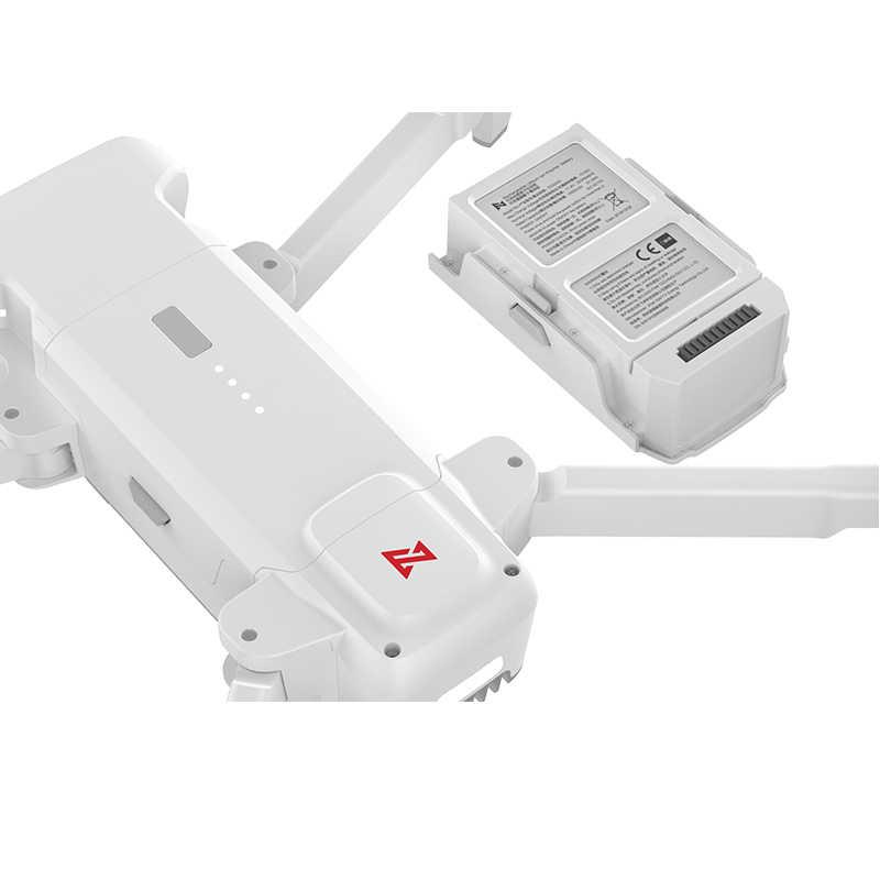 كاميرا FIMI X8 SE FPV ذات 3 محاور كاميرا Gimbal 4K مزودة بنظام تحديد المواقع وقت الطيران RC طائرة بدون طيار كوادكوبتر RTF مع شاحن متعدد