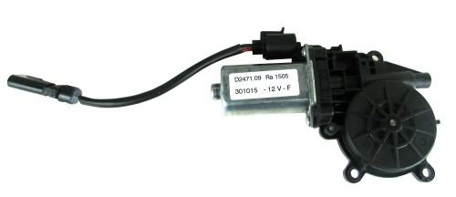 AZGIANT New FOR Ford Fiesta 2002-2008 Window Regulator Motor for Mk6 Front Drivers Side 3 Door цена