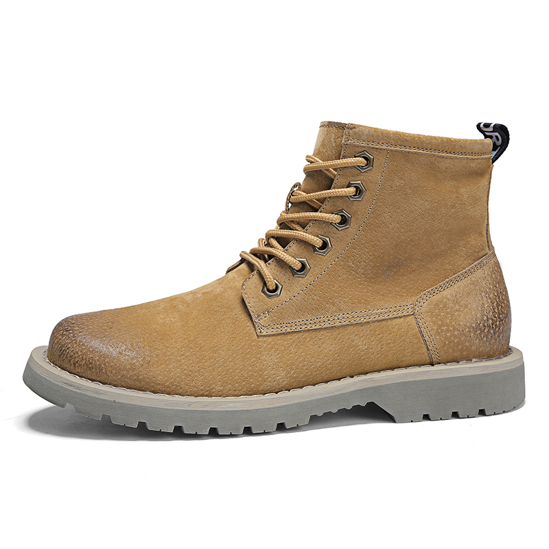 2018 Dr Vintage Military Martin Boots Men 39 s Genuine leather Motorcycle Shoes Male Timber Work Winter Oxfords Shoe Zapatos Hombre in Work amp Safety Boots from Shoes