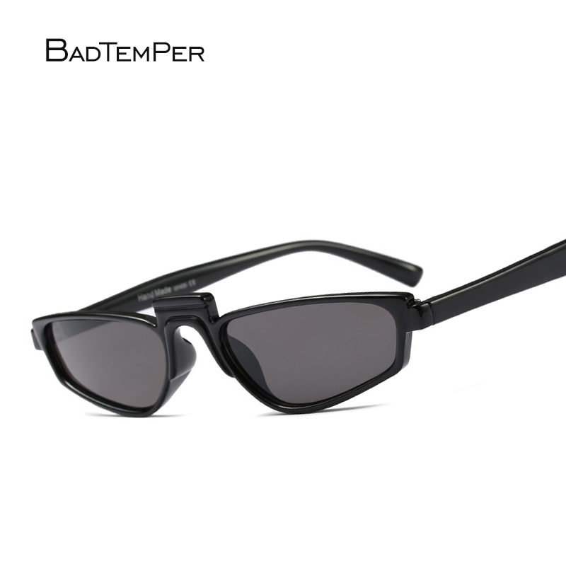 Badtemper Sexy Ladies Sunglasses Polarized Women Mirror Vintage Google Sunglasses Small Sun Glasses Women Classic Gafas De Sol