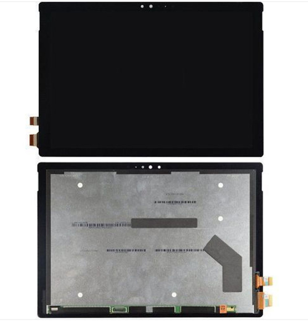 все цены на  LCD Display + Touch Screen Digitizer Assembly Replacements FOR Microsoft Surface Pro 4 1724 Free shipping  онлайн
