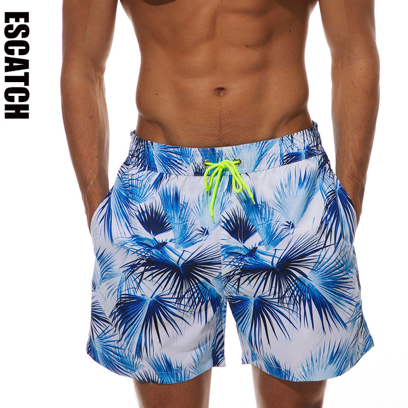 2019 New Man Bermuda Masculina   Shorts   Mens   Board     Shorts   Male Swimwear   Shorts   Quick Drying Man Gym   Shorts