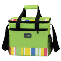 Portable Thermo Insulated Lunch Bag Women Travel Picnic Food Storage Refrigerator Thermal Lunch Box Bags Waterproof Cooler Bag