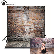 Photography backdrops 300*200cm(10*6.5ft) wall background Broken wooden bricks vinyl photography photo studio