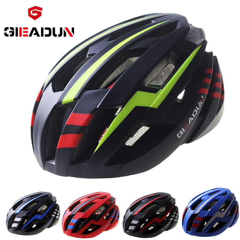 New Bicycle helmet Bike Bike Safety Protector integrated Molding Super Light helmet EPS material can adjust the size Pest Nets