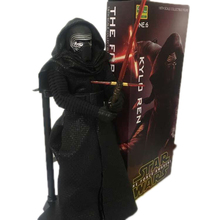 26cm CrazyToys Star Wars The Force Awakens Kylo Ren Figure 16 Scale Painted Figure Kylo Ren PVC Action Figure Toy Brinquedos