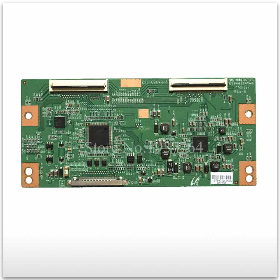 board ESL_C2LV0.5/0.4 KDL-46EX520 screen LTY460HN02 used board. title=