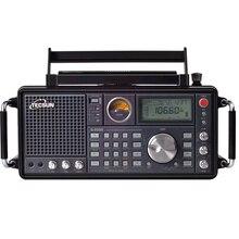 TECSUN S-2000 HAM Amatör Radyo SSB Çift Dönüşüm PLL FM/MW/SW/LW Hava Bandı
