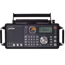 TECSUN S-2000 HAM Amateur Radio SSB Dual Conversion PLL FM/MW/SW/LW Air Band