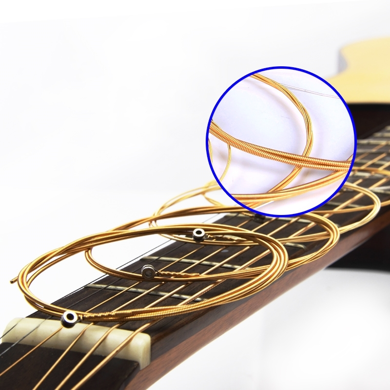 amola acoustic guitar strings set 010 011 012 steel phosphor bronze strings wound guitar strings. Black Bedroom Furniture Sets. Home Design Ideas