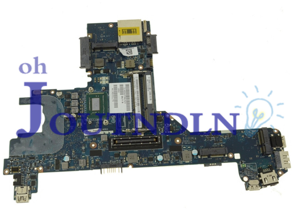 Laptop Accessories Joutndln For Dell Latitude E6430s Laptop Motherboard 66mnh 066mnh Cn-066mnh La-7741p Ddr3 W/ I5-3320m Cpu To Have Both The Quality Of Tenacity And Hardness