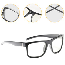 Men Square Sunglasses Polarized Driving Sun Glasses Photochromic Safety Night Vision Goggles UV400