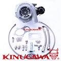 "Kinugawa Rolamento De Esferas Turbocompressor Boleto 4 ""GTX3076R AR. WG 82 T3 Interno Válvula de Swing"