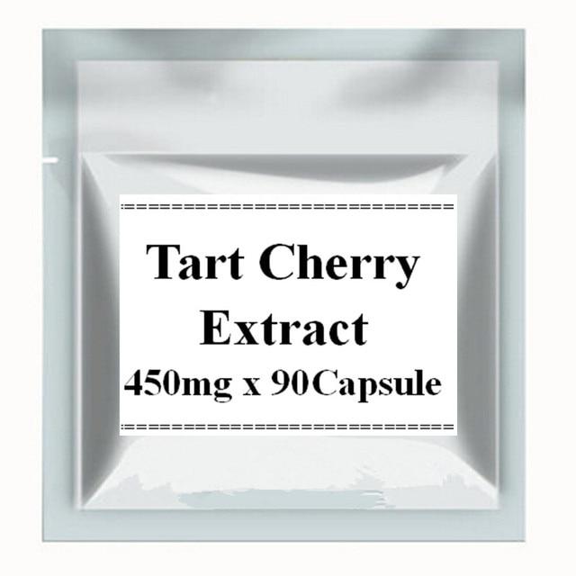 1 Шт Торт Вишня Экстракт Капсула 450 мг х 90 шт. Повышения Иммунной Системы