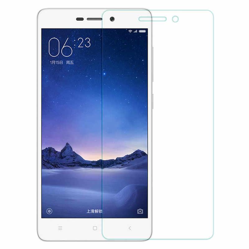 Для Xiaomi redmi 3 S 3 s Prime Pro Закаленное стекло протектор экрана redmi 3 S Защитная пленка для экрана стекло экрана на redmi 4A стекло