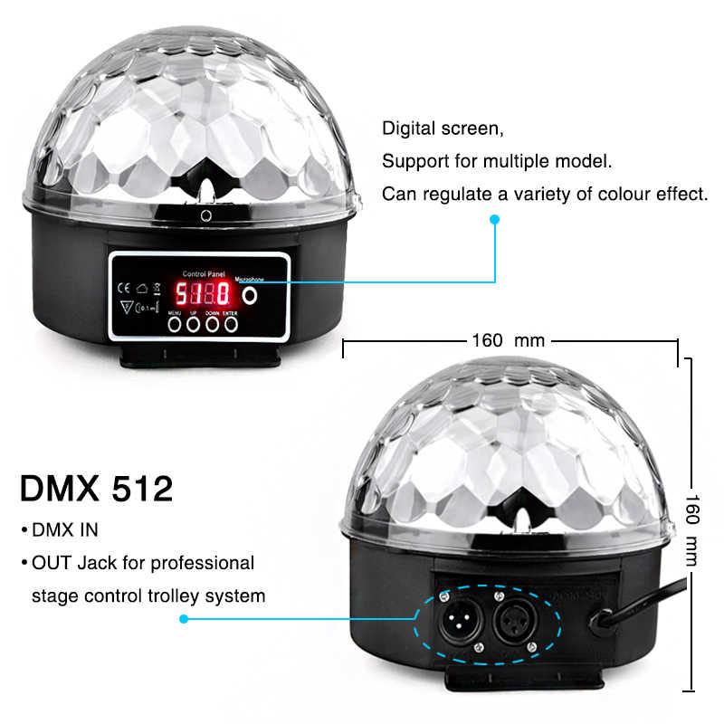 2 יחידות לומייר מנורת חג מולד אורות לייזר Led שלב אור דיסקו DMX הזזת ראש לייזר מקרן דיסקו מסיבת כדור חג המולד אורות