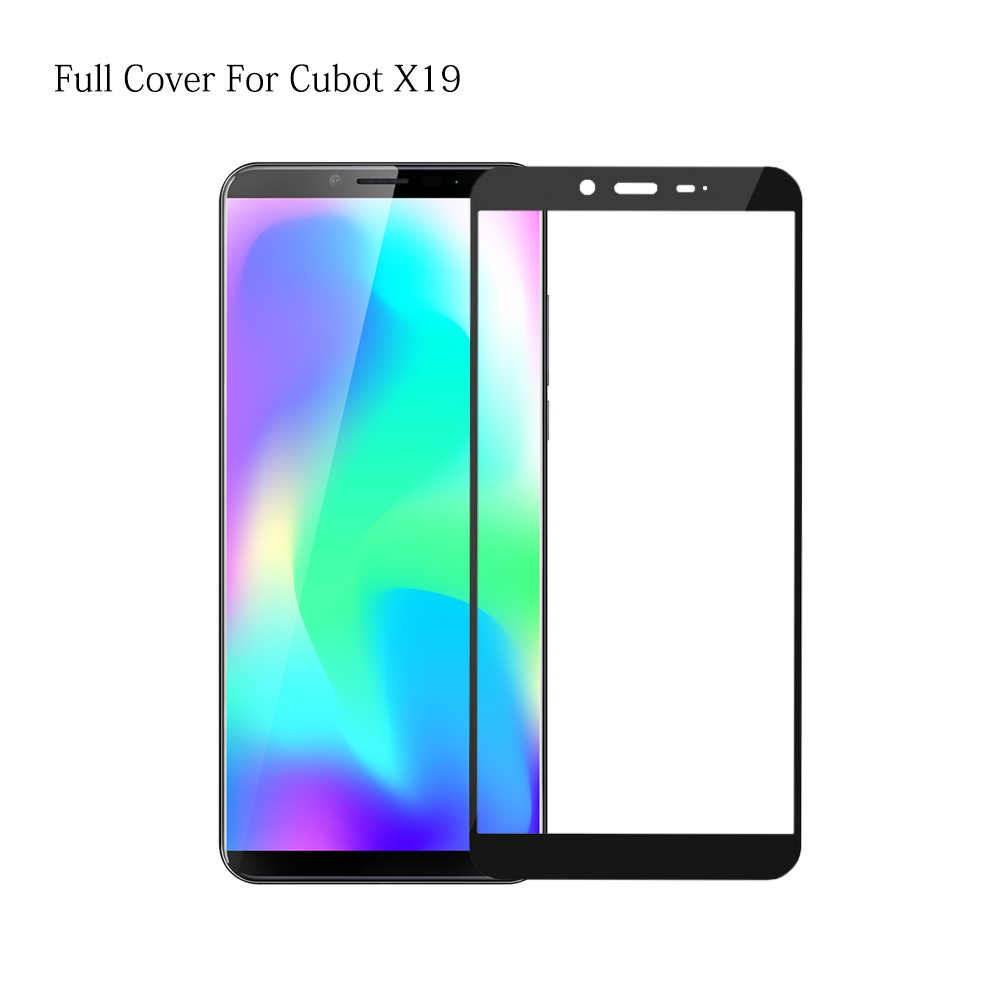 9H Tempered Smart Phone Glass 5.93 Inch For Cubot X19 Glass Explosion Proof Screen Protector For Cubot P20 Protective Film Glass