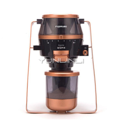 Electric Coffee Bean Grinder Household 80W Grain Mill 6-speed Grinding Machine For Home Office Use Coffee Bean Milling Machine