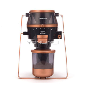 Electric Coffee Bean Grinder Household 80W Grain Mill 6-speed Grinding Machine For Home Office Use Coffee Bean Milling Machine coffee pulper machine fresh coffee bean peeling machine price