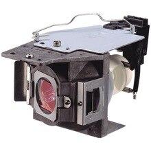 HFY 5J.J7L05.001 yedek projektör lamba ampulü için konut ile BENQ W1070 / W1080ST