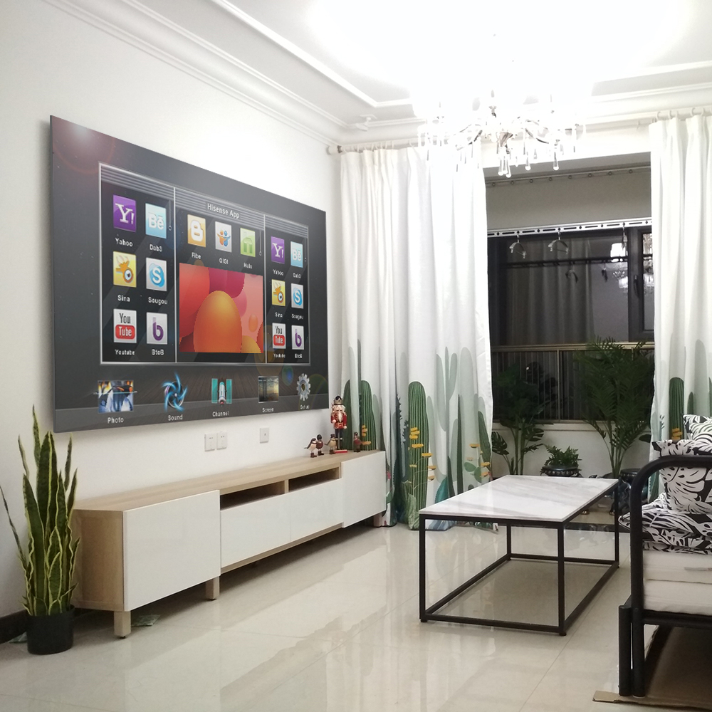 BYINTEK projector screen (2)