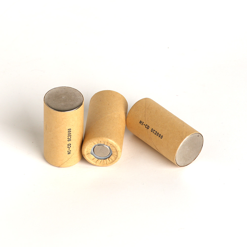 Ni cd SC2000mAh 5Pcs battery pack rechargeable battery high power battery cell power tool battery Power