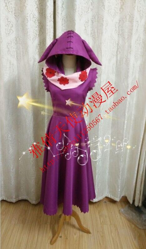 Anime Tokyo Ghoul Eto Sen Takatsuki Girls Dress Cosplay Costume thumbnail