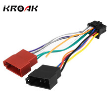 KROAK Car Stereo Radio ISO Wiring Harness Connector 16 Pin PI100 For Pioneer 2003 on_220x220 compare prices on radio wiring harnesses online shopping buy low  at gsmx.co