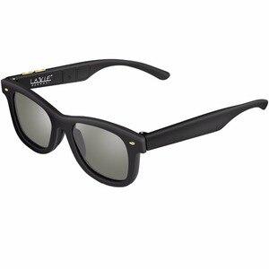 Image 2 - Original Design Sunglasses LCD Polarized Lenses Electronic Transmittance Mannually Adjustable Lenses Sun glasses Vintage Frame