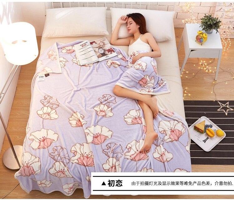 Minions Cartoon Blankets Doraemon Plush Kids Fleece Blanket Bed Throw Blanket on The Bed/Sofa/Car Size 150*200cm
