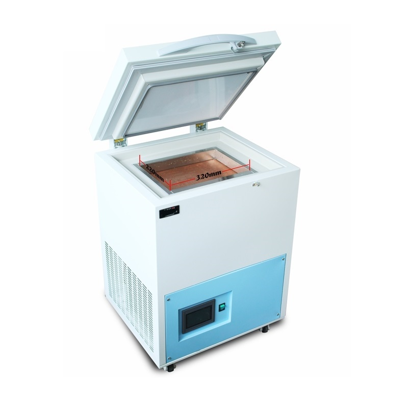 LY Professional 185C Mass Freezing LCD Touch Screen Separating Machine Frozen Separator