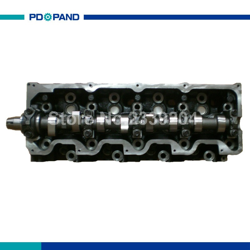 Auto Engine Part <font><b>5L</b></font> Complete cylinder head Assy FOR <font><b>Toyota</b></font> HILUX HIACE TOWN ACE KIJANG DYNA TUV 3.0L 1110154151 1110154150 image