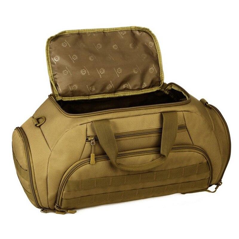 Hot 35 litres meilleur sac à dos sac de voyage armée Camouflage multi-usages décontracté 35L voyage sac à dos magasin de chaussures reçoit sac - 5