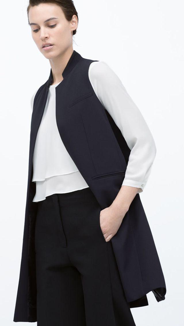 2018 Nieuwe Collectie Europese Stijl Drie Kleuren Vrouwen Lange Vesten vrouwen Mode Taille jas Kopen 10 stks een prijs