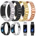Superior Quality Stainless Steel Bracelet Smart Watch Band Strap For Samsung Gear Fit 2 R360 OCT24