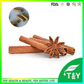 500mg*1000pcs Cinnamon / cortex cinnamomi / cassia bark capsule with free shipping