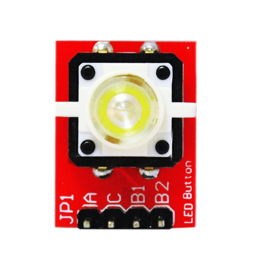 Keyes Led Lighting Push-button Module For Arduino Free Shipping