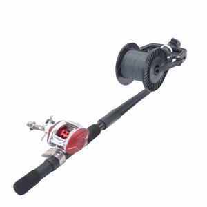 Image 2 - Ecooda 釣り糸スプーラワインリールスプール spooling ステーションシステムスピニングや baitcasting リール