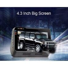 Buy online 170 Degree Digital Video Recorder Dash Cam with 4 LED Rear Camera Video Recorder Dual Lens Dashboard B90s Plus Car Camera DVR