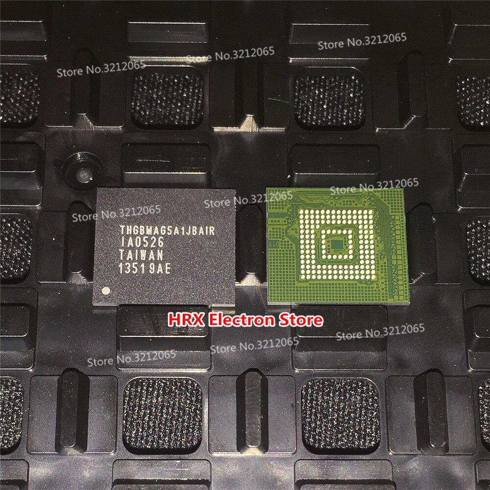 100% New Original THGBMAG5A1JBAIR 4GB EMMC BGA THGBMAG5A1JBA1R 1-10piece100% New Original THGBMAG5A1JBAIR 4GB EMMC BGA THGBMAG5A1JBA1R 1-10piece
