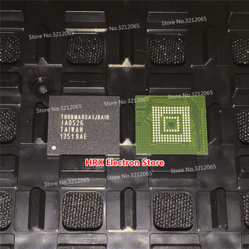 100% Nova Original THGBMAG5A1JBAIR 4 gb EMMC BGA THGBMAG5A1JBA1R 1-10 peça
