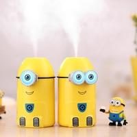 New Mini USB Steam Humidifier Air Purifier Aroma Diffuser Diffuser Aromatherapy Mist Maker Fogger