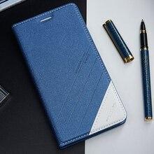 Case Cover For Nokia 6 TA-1000 TA-1003 Высокое Качество Оригинальный Бренд кожа Магнит Флип Стенд Роскошный Мобильный Телефон Сумка + Бесплатный Подарок