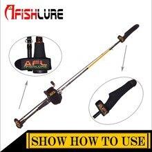 Afishlure fishing rod tip cover and tie rod protection High Elasti fishing tool pesca acesorios peche a la carpe rod cap