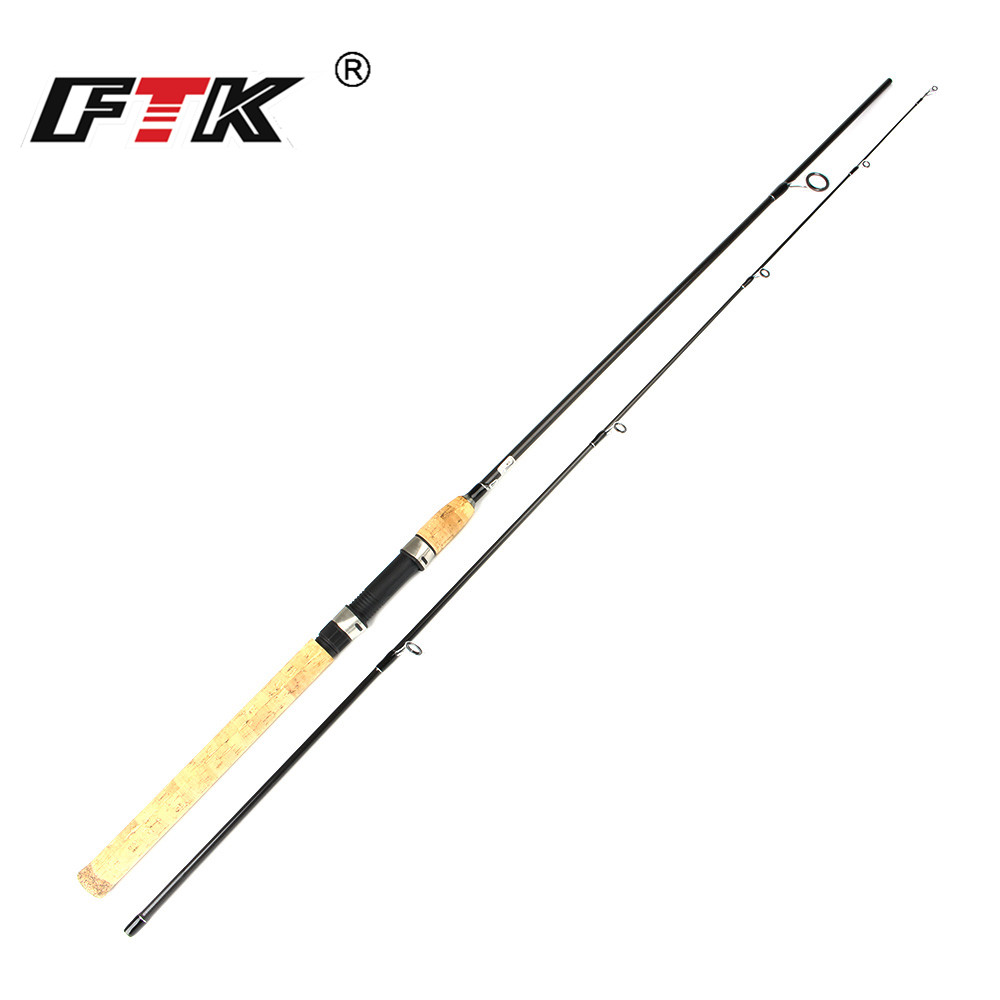 FTK Feeder Rod 99% Carbon 2 SEC 5-25C.W 3MM Tip diameter 2.1M 2.4M 2.7M Standard Lure Feeder Fishing Rod
