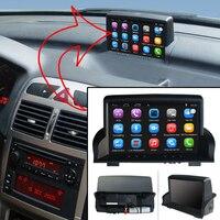 Verbesserte Ursprüngliche Auto multimedia Player Auto GPS Navigation Anzug Peugeot 307 Unterstützung WiFi Smartphone Spiegel-link Bluetooth