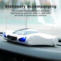 Professional Auto Aroma Diffuser Solar Air Purifier Freshener for Car Ionizer HEPA PM2.5 Eliminator
